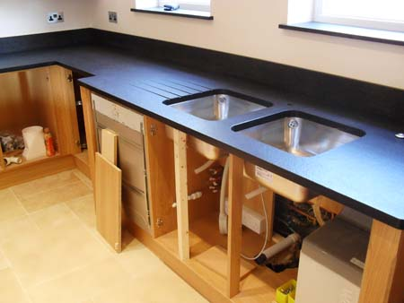 Dp carpentry building services kitchen fitting for Fitted kitchen companies